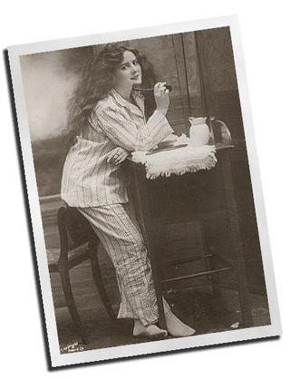 Vintage-pajamascopy